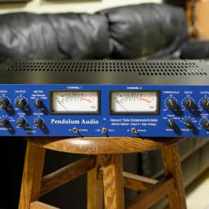 Pendulum Audio OCL-2 2-Channel Tube Electro-Optical Compressor / Limiter