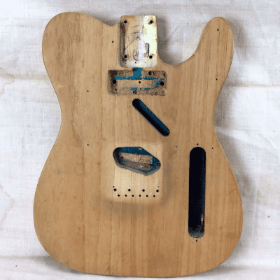 Fender Telecaster Body (Refinished) 1951 - 1964