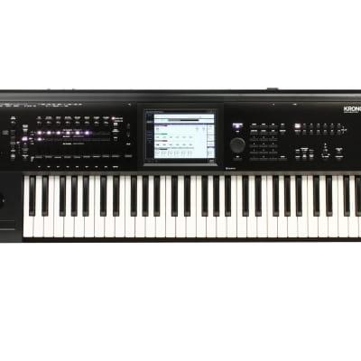 Korg Kronos 2 61-key Synthesizer Workstation