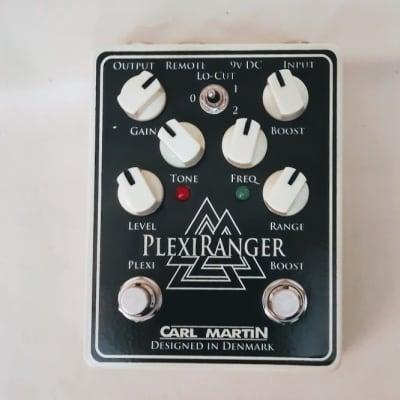 Carl Martin PlexiRanger OD and adjustable EQ Boost