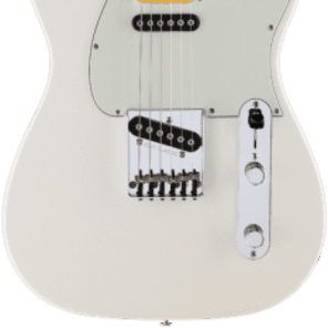 G&L Fullerton Standard ASAT Classic Electric Guitar - Vintage White MN for sale