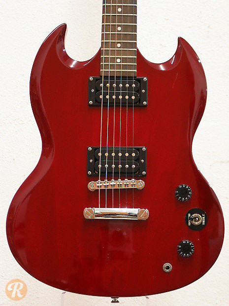 Epiphone Sg Special Cherry 2000s Reverb