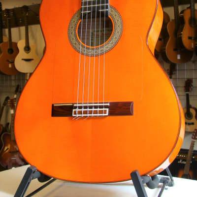 Guitare flamenca Sanchis Lopez 3F année 2011 for sale