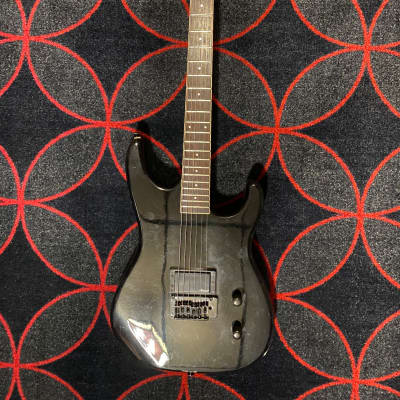 Aria Aria Pro II Black electric guitar for sale