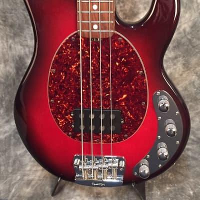 Music Man StingRay 2001 Metallic Redburst