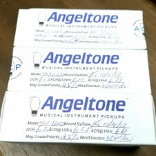 Angeltone 5S7 Handwound Single Coil Stratocaster Pickup Set