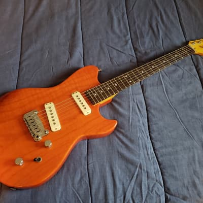 G&L SC-2 2000s Transparent Orange for sale