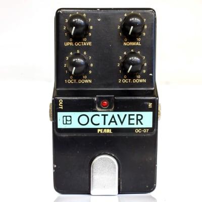 Pearl  OC-07 Octaver Orange for sale