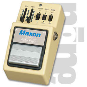 Maxon AF-9 Auto Filter Guitar Effect Pedal for sale