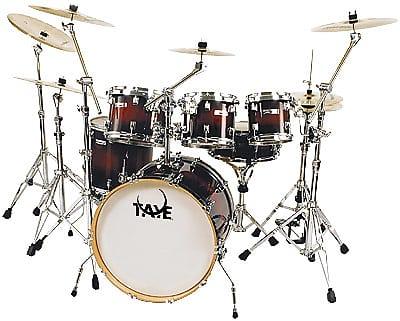 TAYE SM-420JK Studio Maple Shell Set in Java Burst