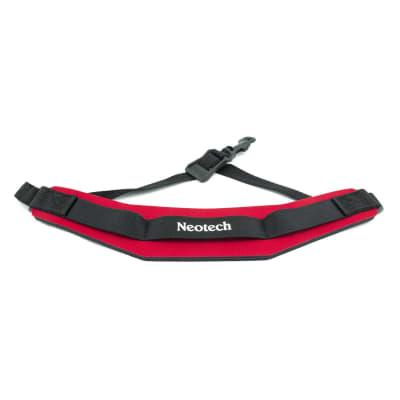 Neotech Neck Strap - Junior - Swivel Hook - Red