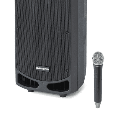 Samson Expedition PA Speaker System w/ Mic & Bluetooth - XP310w - D Band - Pair