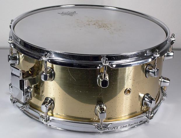 d9997db99154 Mapex Pro Snare (Brass-style)