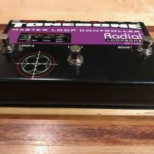 Radial Loop Bone Master Loop Controller
