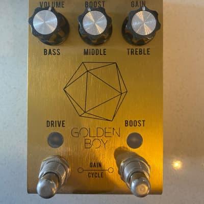 Jackson Audio Golden Boy - Joey Landreth Signature Overdrive