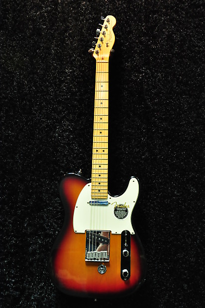 fender american standard b bender telecaster 1997 reverb. Black Bedroom Furniture Sets. Home Design Ideas