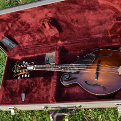 Brentrup M23V  F5-mandolin & case  - superb !  w / video 2002 for sale