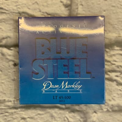 Dean Markley Blue Steel LT 45-100 Bass Strings