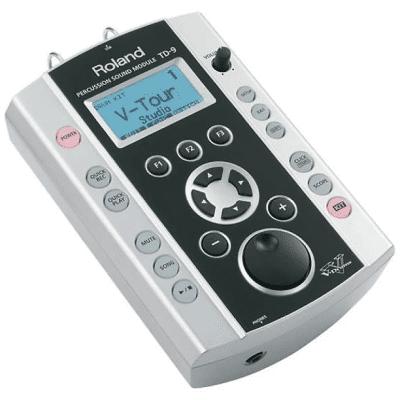 Roland TD-9 V-Drum Percussion Sound Module