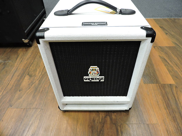 Orange Sp210 Isobaric Bass Cabinet Limited Edition 2009 Reverb