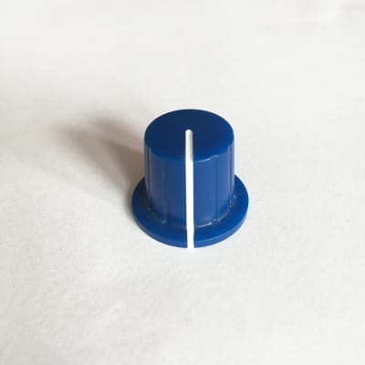 Korg Knob for Delta, MS-10, MS-20, MS-50, Trident Mk1 Blue