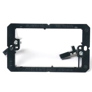 Elite Core Audio D-1-UMB-NC 1 Gang Low Voltage Universal Mounting Bracket for New Construction