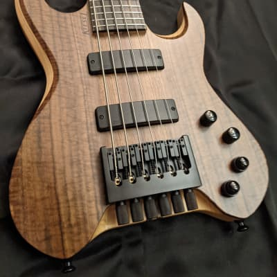 Kiesel  Vader VB6 Headless Bass Guitar