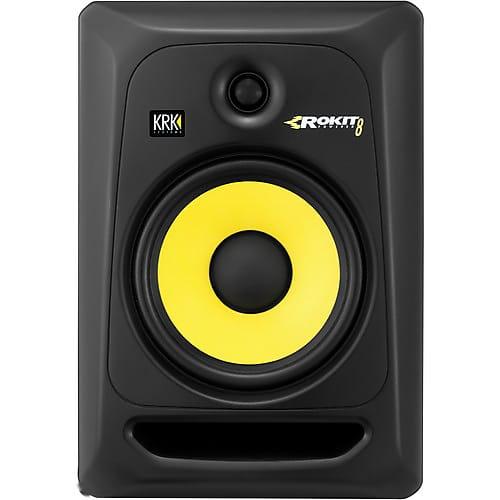 krk rp8g3 rokit powered 8 studio monitor speaker open reverb. Black Bedroom Furniture Sets. Home Design Ideas