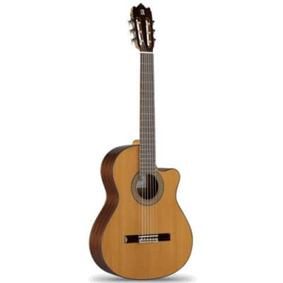 Alhambra 3C-CW Classical with Electronics Natural