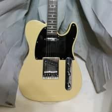Blackguard Telecaster Blonde Fender Licensed WD Rosewood Neck Squier Alder Tele Body MIM 60s Pickup