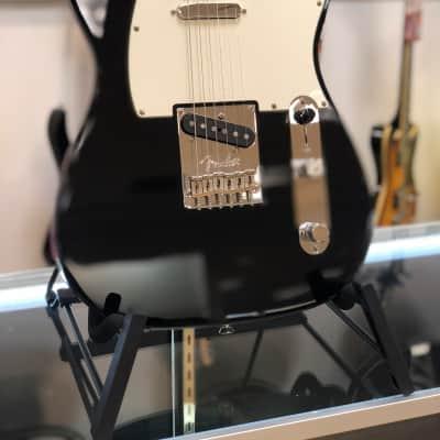 Fender American Standard Telecaster Channel Bound Black 2016 w/locking tuners image