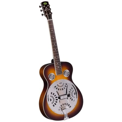 Regal RD-40V Resonator Guitar - Vintage Sunburst for sale