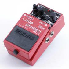 Boss RC-2 Loop Station Looper Guitar Effects Pedal P-05317