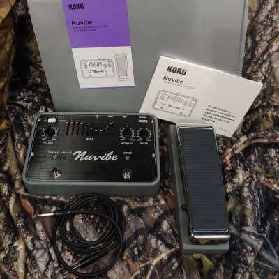 Korg Nuvibe Vibrato Chorus Effector for sale