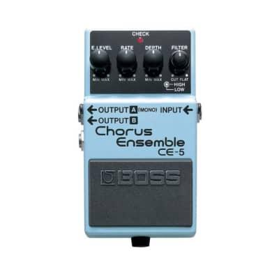 Boss CE-5 Chorus Pedal