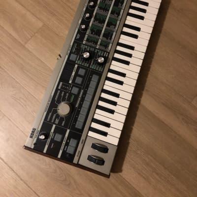 Korg microKORG 37-Key Synthesizer/Vocoder (keyboard only - no microphone)