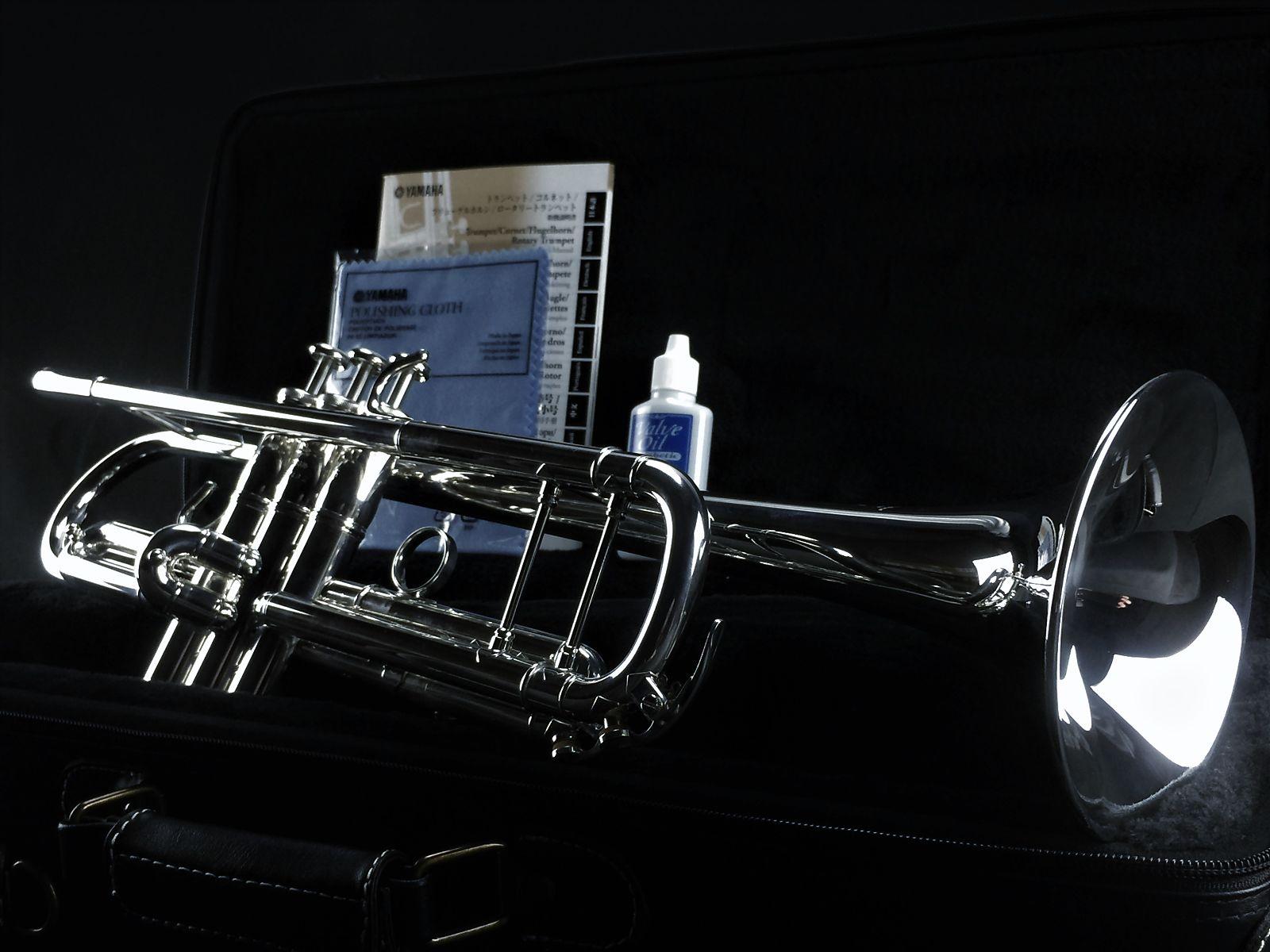 Yamaha YTR-8335IIS Xeno Bb Trumpet