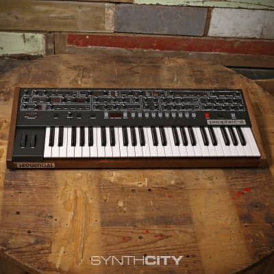 Dave Smith Instruments - Sequential Prophet 6 w/ Road Case image
