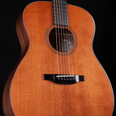 Bourgeois Jumbo OM Thin body Redhead - Fingerstyle Player's Dream! for sale