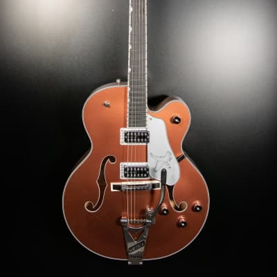 Gretsch G6136T Limited Edition Falcon guitar Bigsby copper