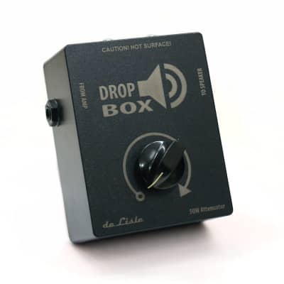 de Lisle Drop Box 50W Linearly Variable Attenuator for sale