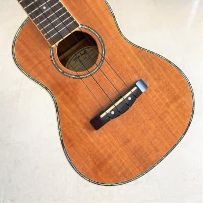Mitchell MU-100 Koa Concert Ukulele Natural for sale