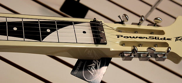 peavey power slide lap steel electric guitar ivory used reverb. Black Bedroom Furniture Sets. Home Design Ideas