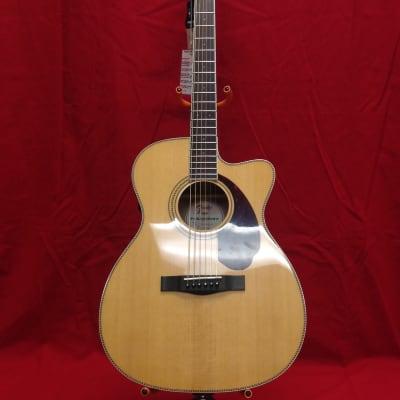 Fender Fender PM-3 Standard Triple-0 2010s Natural - with hard case and 3 packs of fender strings for sale