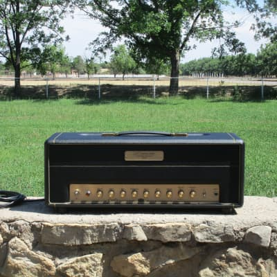 Carl's Custom Amps British Bluesmaster 45W to 1/10w  JTM45 style Amp for sale