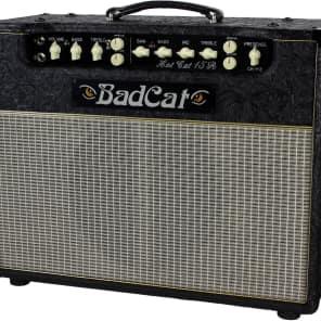 """Bad Cat Hot Cat 15R 15-Watt 1x12"""" Guitar Combo"""