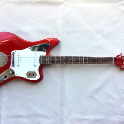 Barclay By Pro-Sessions Jaguar 90's Candy Apple Red for sale