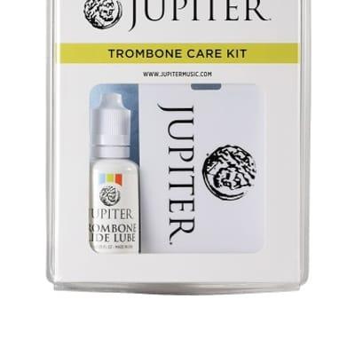 Jupiter Trombone Care & Maintenance Kit, JCM-SLK1
