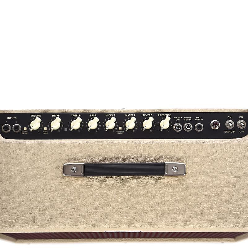 fender hot rod deluxe iv blonde oxblood 1x12 40w guitar combo reverb. Black Bedroom Furniture Sets. Home Design Ideas