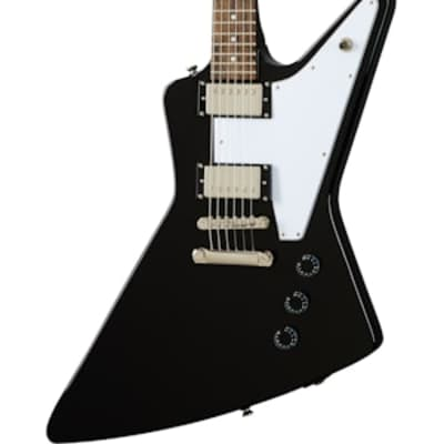 Epiphone Explorer in Ebony for sale
